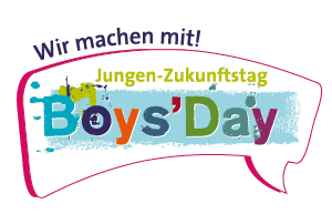 Kompetenzsiegel Boys'Day