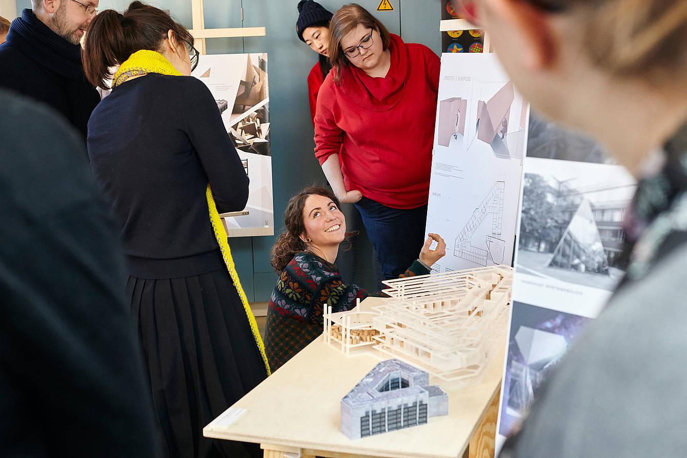 Innenarchitektur Lehre hochschule mainz innenarchitektur und kommunikation im raum