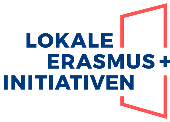 Logo Lokale Erasmus Initiativen