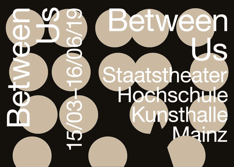 "Ausstellung ""Between Us"" in der Kunsthalle Mainz"